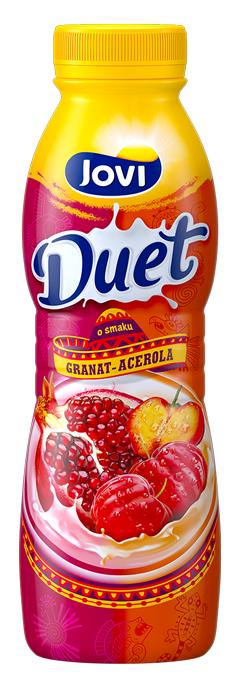 Jovi Duet - Granat-<strong>Acerola</strong>