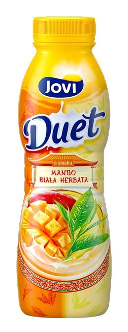 Jovi Duet - Mango-<strong>Biała herbata</strong>